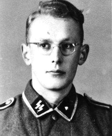 Oscar Groening, the bookkeeper of Auschwitz