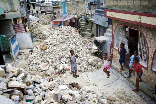 earthquake-Haiti