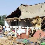 Hamas rocket strikes Israeli home
