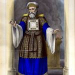 The High Priest Blessing Israel (Photo by the Magnes Collection of Jewish Art and Life)