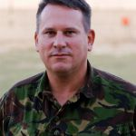 Col Richard Kemp-British officer