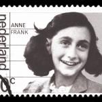 Anne Frank-Holocaust-Netherlands-stamp