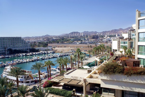 Eilat-earthquake-resort town-Israel