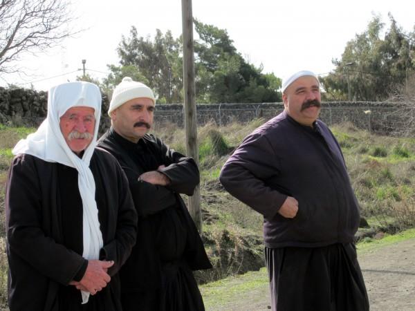 Golan Heights Druze