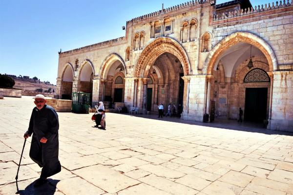 Temple Mount-al Aqsa-Royal Stoa