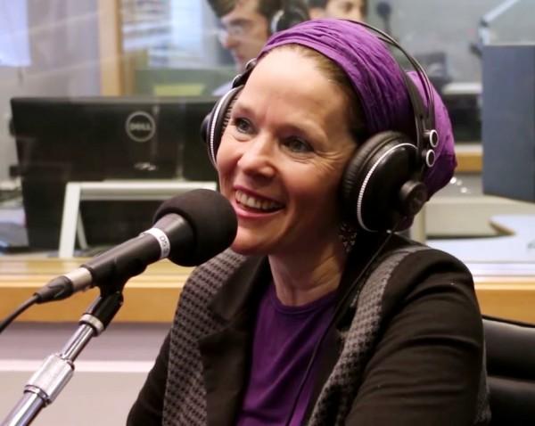 Rachelle Fraenkel-Voice of Israel-Jerusalem Unity Prize-Unity Day