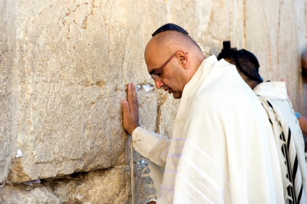 Jewish prayer-Kotel-Jerusalem-Wailing Wall