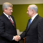 Benjamin Netanyahu-Stephen Harper-free trade agreement