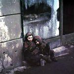Jewish children-Warsaw Ghetto