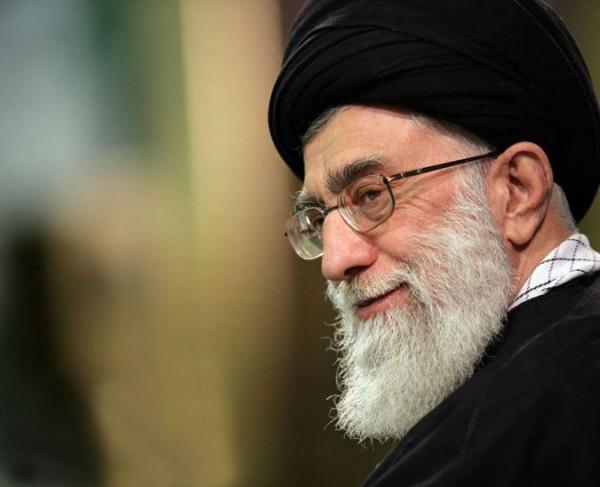 Ayatollah Ali Khamenei, Iran's supreme leader