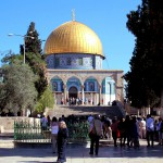 Christians-Jewish-visitors to Temple Mount