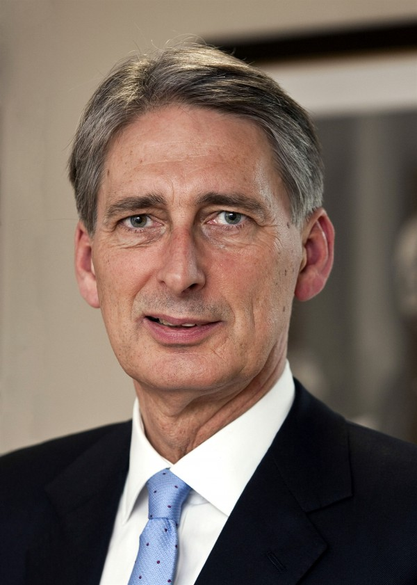 Philip Hammond, Secretary of State for Foreign and Commonwealth Affairs