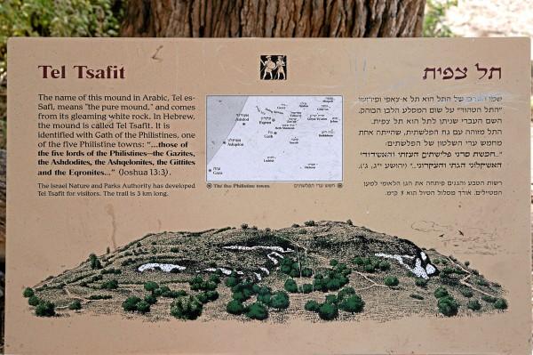 Gath-tell-es-sfi-tel-tzafit-Golith-Phillistines