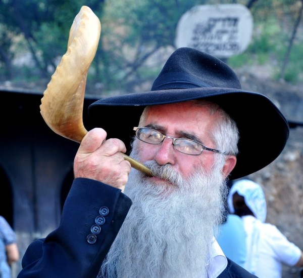 Rosh Hashanah shofar