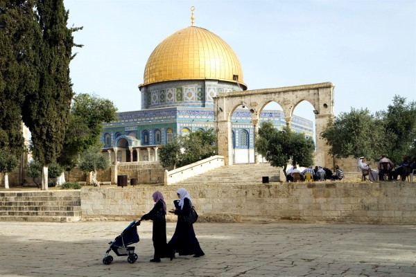 Temple Mount Harassment