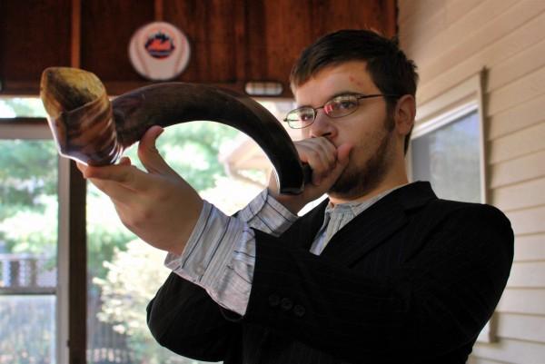 shofar-rosh hashanah