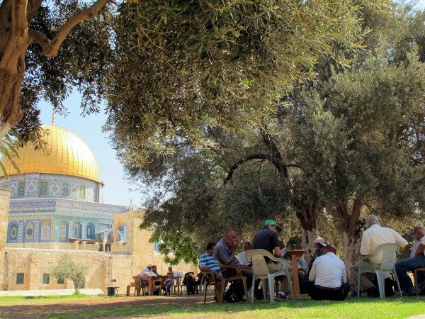 Temple Mount visit-Jewish people-police-Temple Mount harassment