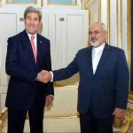 Javad Zarif-John Kerry-Iran nuclear program