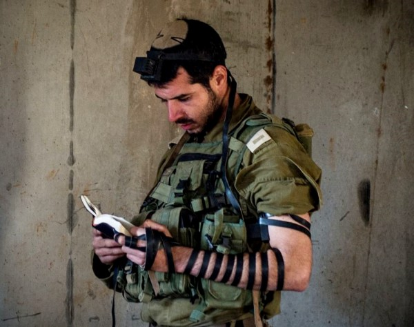 Israel-Siddur-tefillin- Shacharit-morning prayer