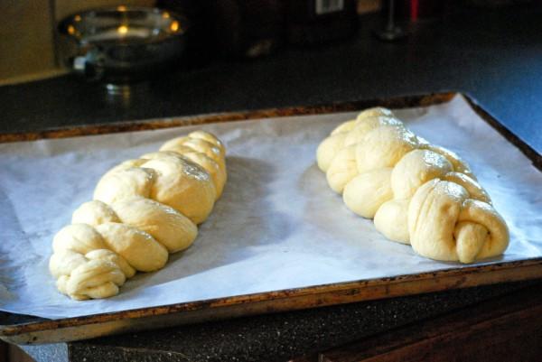 homemade challah-Shabbat-Shabbos-Poject