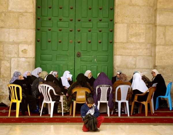 Al-Aqsa-freedom of religion-Israel