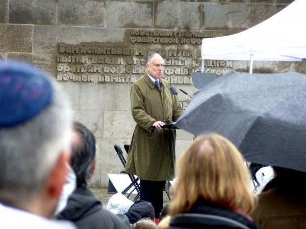 Extermination camps-anti-Semitism-anti-Zionism-Ronald S. Lauder