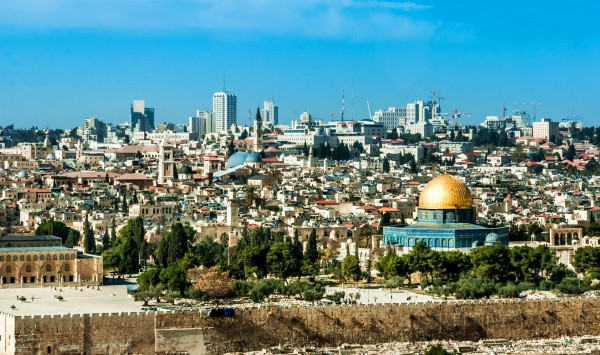 Temple Mount-Judaism-Islam-holy sites