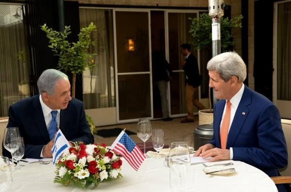 Jerusalem-Israel-United States-relations-Kerry-Netanyahu