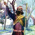 The Prophet Zechariah, James Tissot