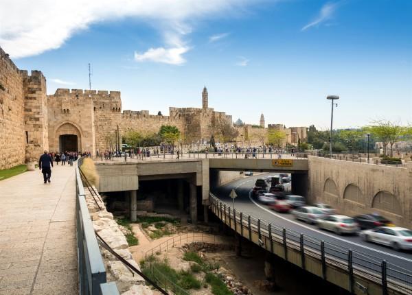 Jaffa Gate-Jerusalem