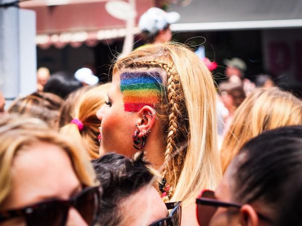 Tel Aviv-Israel-Gay Pride Parade