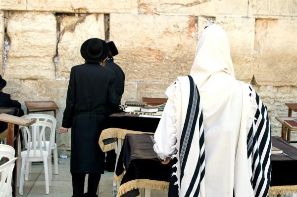 Kotel-Wailing Wall-Jewish prayer