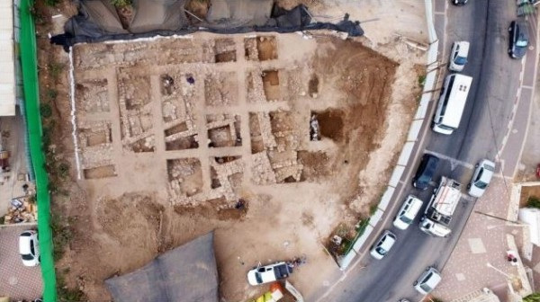 Canaan-ancient Israel-fortress