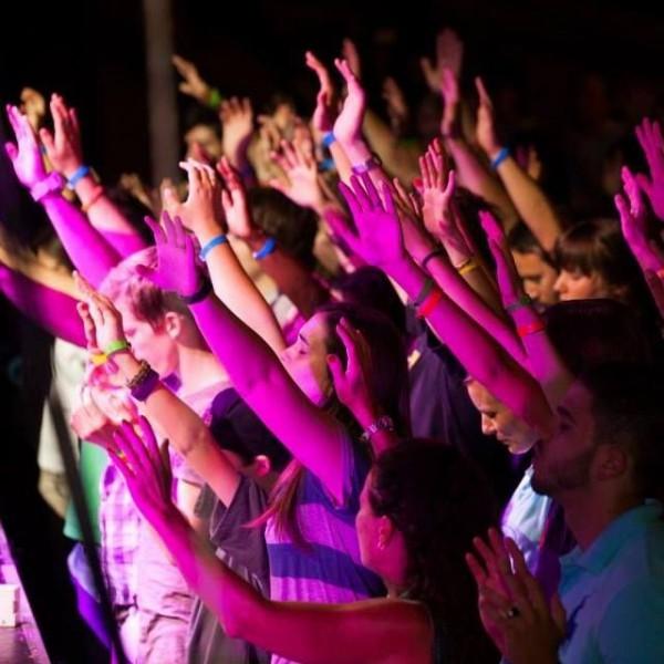 Jewish, Arab, Believers, worship, Elav, reconciliation