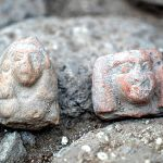 Canaanite-Fortress-figurines