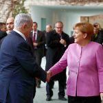 Germany, Israel, Merkel, Netanyahu