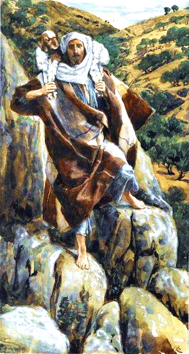 The Good Shepherd, by James Tissot