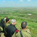 Golan Heights, Netanyahu, IDF