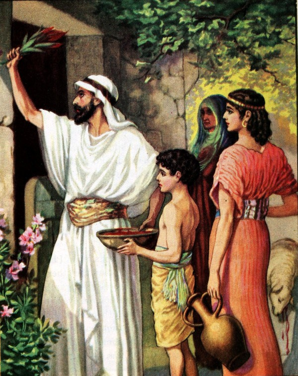 Passover, Passover Lamb, Exodus, Tenth Plague, Death of the Firstborn