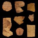 pottery shards, IAA, literacy