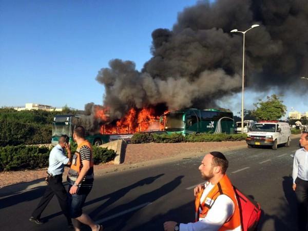 Palestinian terrorism, lone-wolf attack, Egged bus, Jerusalem