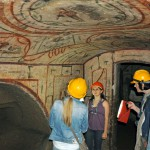 Jewish catacombs, Appian Way, Rome