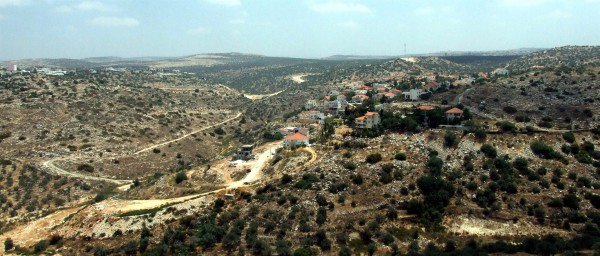 Judea, Samaria, Elkana, Ephraim