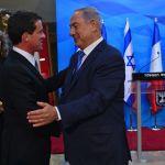 Peace, Israel, Prime Minister, Benjamin Netanyahu, France, Manuel Valls.