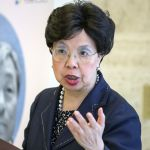 Dr Margaret Chan, WHO