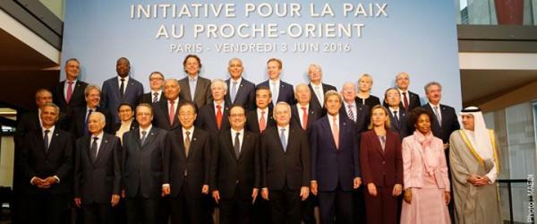 Israel, Palestinian, peace, France