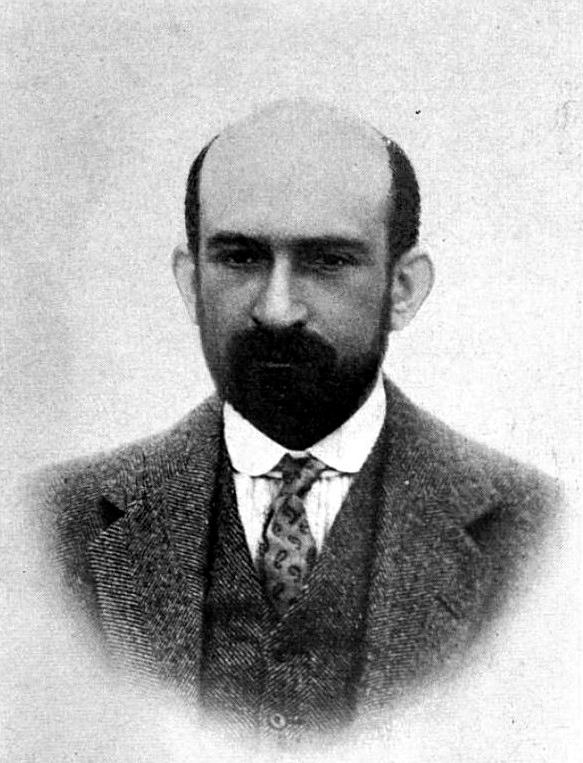 Israel's first president, Chaim Weizmann