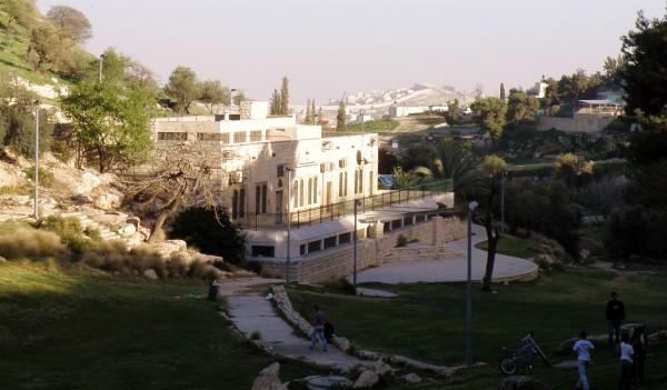 Hinnom, Jerusalem, Alpert Youth Music Center
