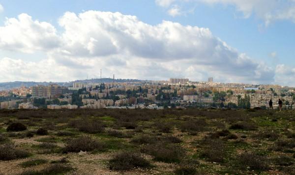 Givat HaMatos, Jewish settlements