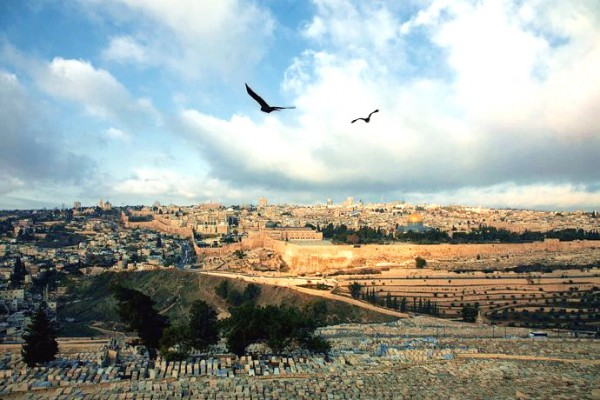 Jerusalem, Day of the Lord